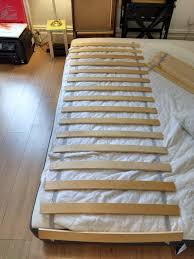 ikea double bed luroy slatted bed base ikea double bed like new in