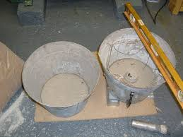 bucket furnace