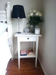 White Gloss Side Table Small Bedside Table White U2013 Onne Co