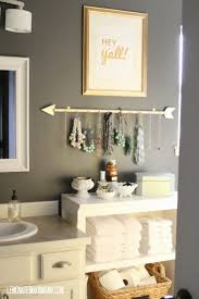 Bathroom Organization Ideas by Best 25 Necklace Storage Ideas On Pinterest Diy Necklace Holder