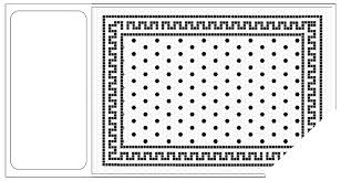 greek pattern tiles a hex upon you wild ink press