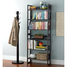 Target Corner Bookcase Bookcase Premier 6 Shelf Corner Bookcase Black Ikea Billy