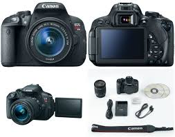 amazon black friday t5i canon eos rebel t5i digital slr camera sony a5100 and home office