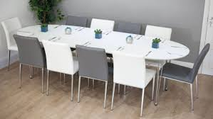 dining room tables that seat 10 stylish dining table seats 14