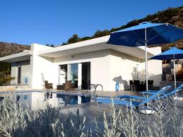 lovely modern villa with sea views and private pool 1292387