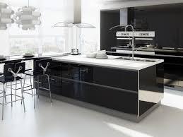 Grey Modern Kitchen Design by Glamorous Impression Permalicious Kitchen Granite Counter Tags