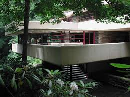 furniture recommendation the fallingwater decoration by frank