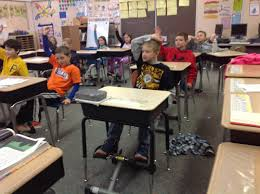 Pedal Machine For Under Desk Under Desk Pedals Help Students Learn Better Armstrong Indiana
