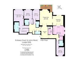 embassy court wellington road st john u0027s wood london nw8 4 bed