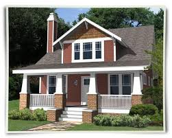 green home plans the hayes miller craftsman home plan with bungalow front porch