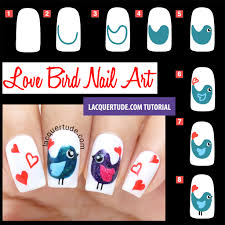 30 valentine u0027s day nail art diy ideas that you u0027ll love