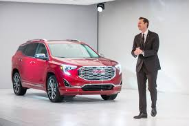 autos mazda 2017 naias 2017 redesigned 2018 gmc terrain shows up in detroit with