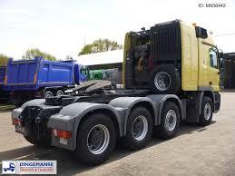mercedes benz actros 4160 250 ton manual torque converter tractor