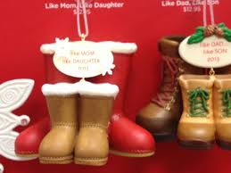 Mother Daughter Christmas Ornaments 32 Best Ornaments Images On Pinterest High Heels Christmas