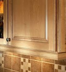 light rail molding lowes light rail molding inset cabinet with glazed maple finish and deep