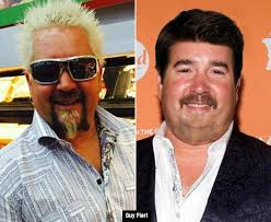 Mustache Guy Meme - with and without hairdye guy fieri know your meme