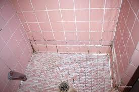 Bathroom Shower Waterproofing by
