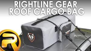 Rightline Gear Car Clips by Rightline Car Top Duffle Bag Youtube