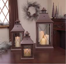 Lanterns Decorated For Christmas by Stunning Decorating With Lanterns Ideas Home Design Ideas
