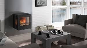 hergom glance wall mounted wood burning stove fireplace products