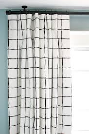 Blinds Decorative Curtain Rods Wonderful by Curtains Awesome Purple Check Curtains My Bed After I Hung The