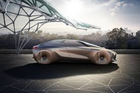 real futuristic cars bmw u0027s insane car of the future replaces dashboards with augmented
