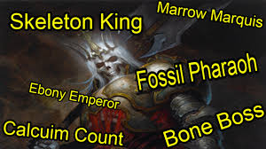 Easter Egg Quotes Leoric The Skeleton King Character Quotes And Easter Egg Youtube