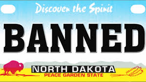 Banned Vanity Plates Some Nd License Plates Are Banned State Issues Recall Letters