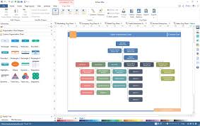 beautiful org chart templates editable and free org charting