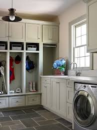1000 ideas about slate appliances on pinterest mudroom in laundry room transitional laundry room tillman long