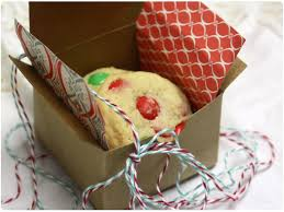 holiday cookie wrapping ideas