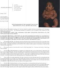 foreclosure fraud and a baby barnhardt