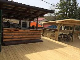 Outside Patio Bar by Outside Patio Bar Picture Of Madigan U0027s Ellicottville