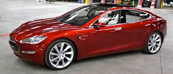 tesla electric car mass adoption of electric vehicles is u201cmuch sooner than most