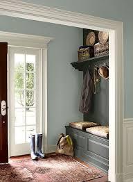 back door entry love the wall color benjamin moore october