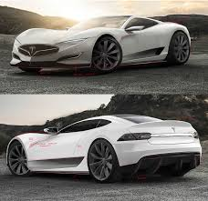 vs sports car video toy tesla model 3 concept google search sport cars pinterest