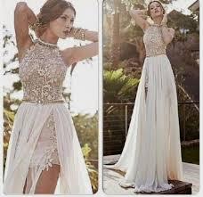 white lace prom dress aliexpress buy 2016 hot white lace a line prom dress