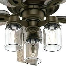 28 ceiling fan with light farmhouse ceiling fan with light daze rustic mason jar light kit