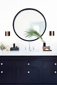 Navy Blue Bathroom Vanity How To Decorate Your Bathroom Without A Major Renovation Woods