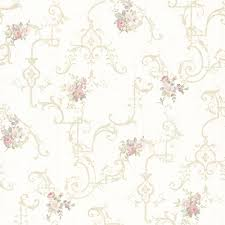 mirage lori light green floral trellis wallpaper 992 68308 the