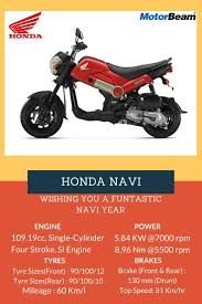 check honda navi bike price in india review mileage