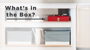 diy kitchen shelving ideas what is in the box diy kitchen accessories for open shelves youtube