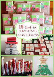 15 book ish advent calendar ideas advent calendars books and