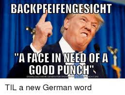 Meme Word Generator - backpfeifengesicht a face in need of a good punch download meme