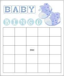baby shower gift bingo blank baby shower gift bingo cards baby shower diy