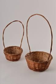 madeheart u003e handmade designer woven baskets 2 beautiful baskets