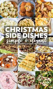 christmas sides recipes 35 side dishes for christmas dinner yellow bliss road
