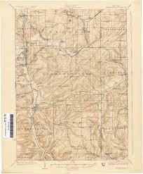 Saratoga Ny Map New York Topographic Maps Perry Castañeda Map Collection Ut
