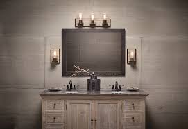 Kichler Bath Lighting Millwright Collection Kichler Lighting
