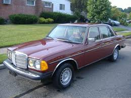 mercedes 300d coupe hemmings find of the day 1982 mercedes 300d hemmings daily